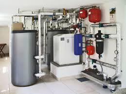 pompa idraulica di calore