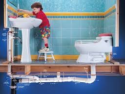 scaricare l'acqua dall'impianto idraulico