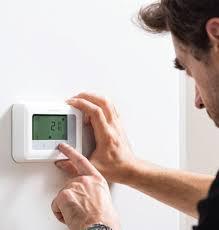 Collegare il termostato al ventilatore